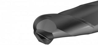 RoughBall (F8200) kulová fréza, hrubovací č.2
