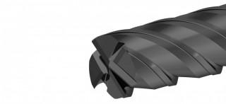 DoubleHelix (F8410) rohová fréza dokončovací, čtyřzubá č.2