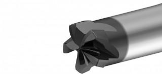 Speed 5Z (F8510) rychloposuvová fréza, pětizubá č.2