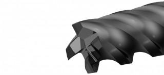 UniCut XL (F8627) univerzální rohová fréza, čtyřzubá, odlehčená, prodloužená č.2
